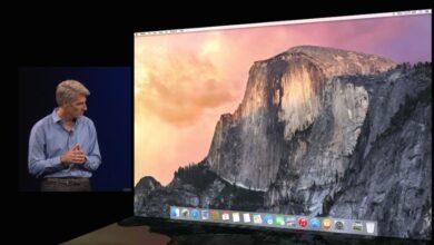 Configuration minimale requise pour OS X Yosemite