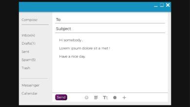 Configurer les longues lignes pour qu'elles s'enroulent automatiquement dans Outlook