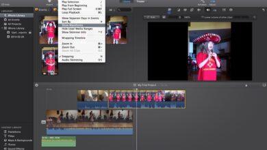 Conseils pour le montage audio d'iMovie
