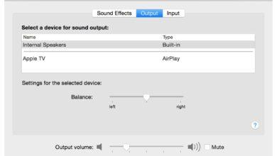 Contrôlez le volume du carillon de démarrage de votre Mac