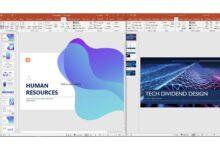 Copier les diapositives PowerPoint vers une autre présentation