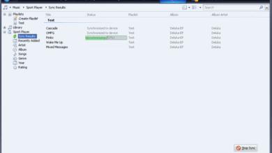 Créer des listes de lecture automatiques dans Windows Media Player