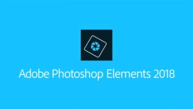 Créer du texte transparent avec des éléments Photoshop