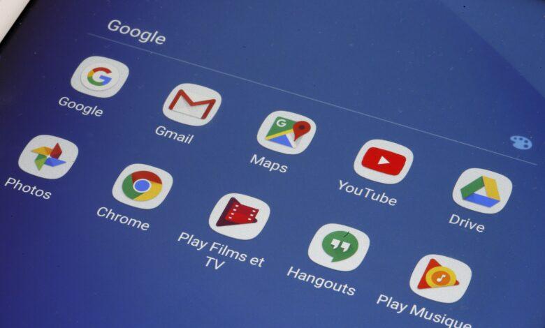 Créer un compte Google pour Gmail, Drive et YouTube