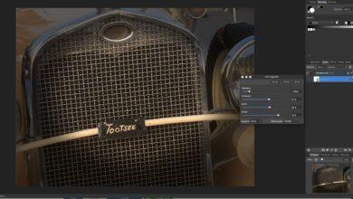 Créer un effet de vignette dans trois applications d'imagerie.