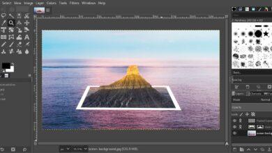 Créer un effet photo 3D avec GIMP