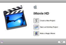 Créer un film magique iMovie avec titres et transitions