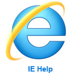 Aide d'Internet Explorer
