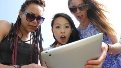 FAQ sur le partage des familles sur l'iPad