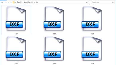Fichier DXF (Qu'est-ce que c'est et comment en ouvrir un)