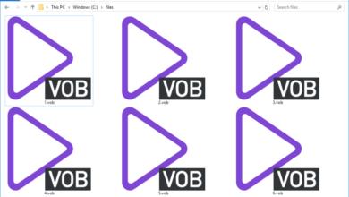Fichier VOB (Qu'est-ce que c'est et comment en ouvrir un)