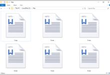 Fichier WPS (Qu'est-ce que c'est et comment en ouvrir un)