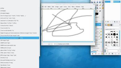 Krita contre GIMP