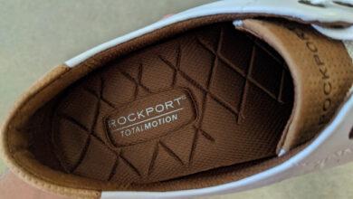 Baskets à lacets Rockport Total Motion Lite