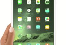 L'écran de mon iPad est vert, rouge ou bleu