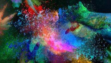 Les couleurs et leur signification pour les artistes graphiques