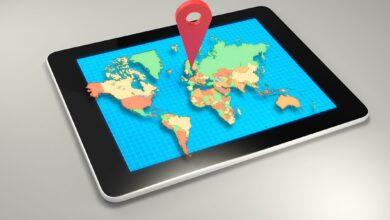 Les meilleures applications cartographiques pour l'iPad