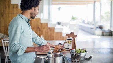 Les meilleures façons d'utiliser l'iPad dans la cuisine