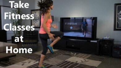 Suivez des cours de fitness à la maison, en streaming sur votre télévision, tablette, téléphone ou ordinateur portable.
