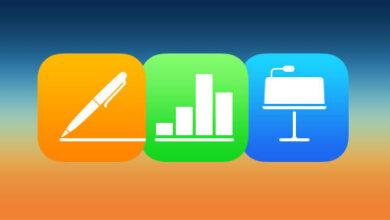 Apple met à jour les applications iWork pour iOS, OS X et iCloud.com