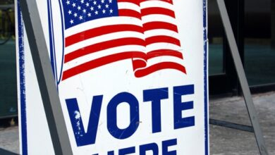 Voter ici signe