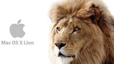 Mac OS X 10.7 Exigences minimales pour le Lion