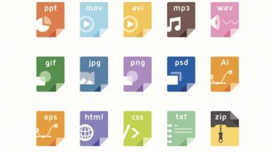 Meilleurs formats de fichiers graphiques pour la publication assistée par ordinateur