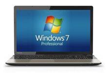 Ordinateur portable Windows 7