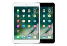 Mini-fonctions et informations de l'iPad