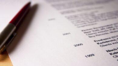 Modèles de CV gratuits pour Microsoft Word