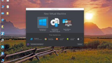 Option d'installation de Parallels Windows Express