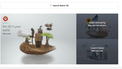 Partager des modèles 3D avec la communauté Remix 3D