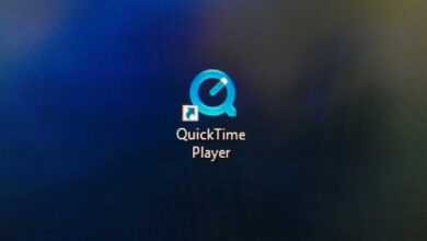 Icône QuickTime d'Apple