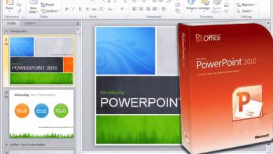 PowerPoint 2010 pour les débutants - Quoi de neuf