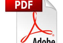 Icône Adobe Acrobat PDF
