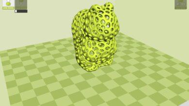 Qu'est-ce qu'un modèle de Voronoï et comment en faire un avec une imprimante 3D