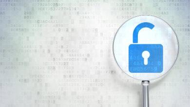 Le cadenas de la vie privée