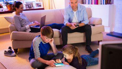 Un guide pour le partage de la maison sur iPad