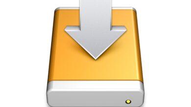 Utilisation de l'assistant de récupération de disque du Mac