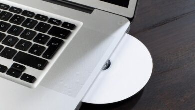 Utiliser le gestionnaire de démarrage du Mac pour éjecter un CD/DVD bloqué