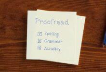 Vérification rapide de l'orthographe et de la grammaire dans Microsoft Word