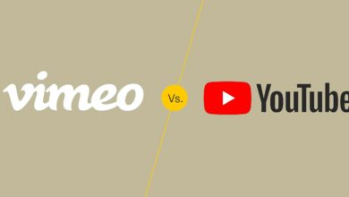Vimeo contre YouTube