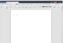WPS Office Writer Review : Une alternative à MS Word