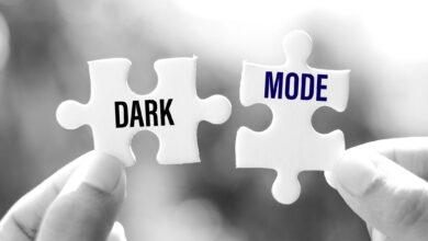 Comment activer le mode sombre de Facebook Messenger