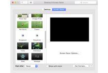 Comment ajouter un économiseur d'écran personnalisé à votre Mac