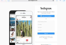 Comment obtenir Instagram pour iPad