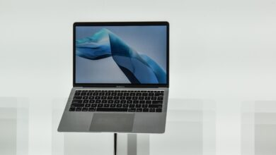 Comment réinitialiser MacBook Air