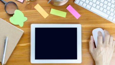 Comment utiliser une souris avec un iPad