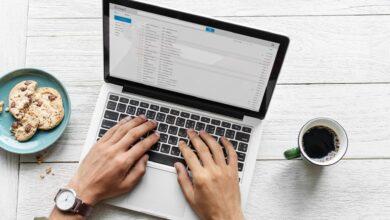 Comment voir les en-têtes complets des courriels dans Outlook.com