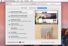 Configurez le trackpad de votre Mac pour répondre à vos besoins